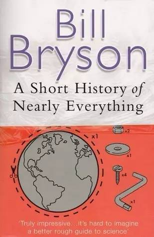 《万物简史》A Short History of Nearly Everything/ Bill Bryson